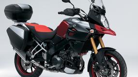 Suzuki V-Strom 1000 już wkrótce