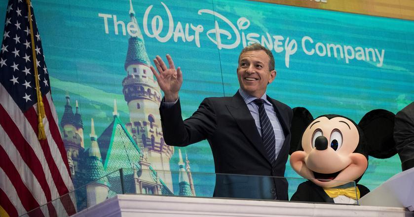 Bob Iger będzie kierować koncernem Disneya do 2021 roku