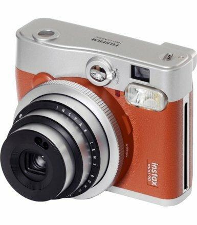 Fujifilm Instax Mini 90 Neo Classic brązowy