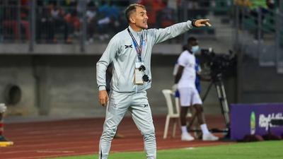 Serbia's Micho goes back to his football roots in Uganda