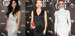 Balowe suknie i seksowne rozcięcia na Różach Gali 2014