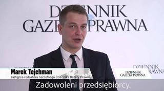 Kongres Cyfryzacja Polskiej Gospodarki: Zaprasza Marek Tejchman z DGP