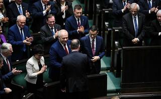 Koalicja według PiS albo rząd mniejszościowy