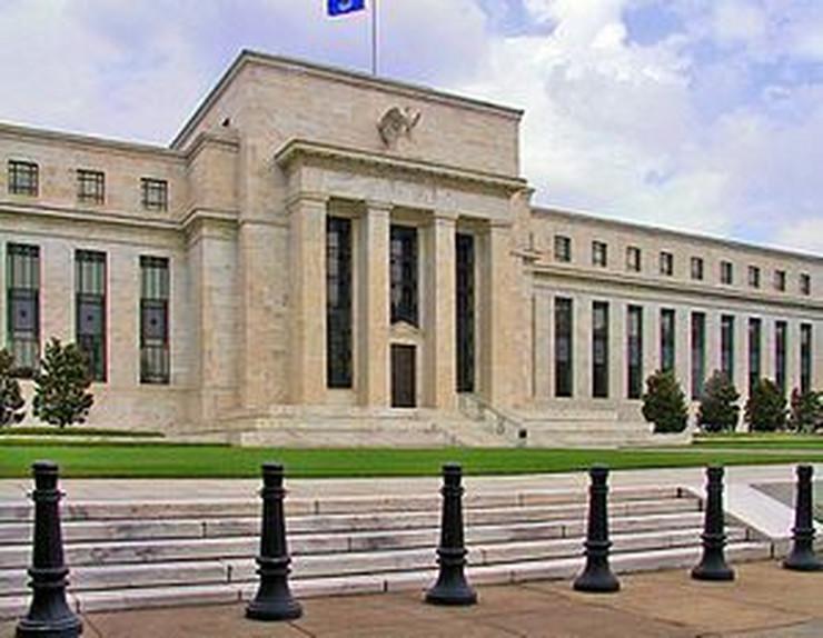 Federalne rezerve FED, foto Wikipedia