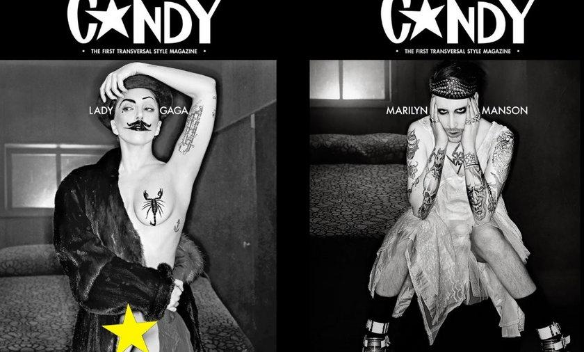 Lady Gaga i Marilyn Manson