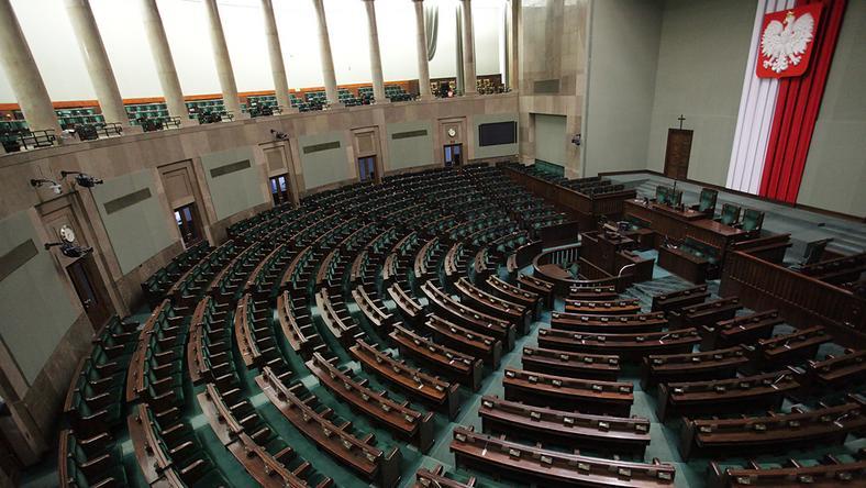 W Sejmie będą zamontowane nowe urządzenia do głosowania