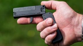 Pistolet wielkości karty kredytowej trafi do sklepów