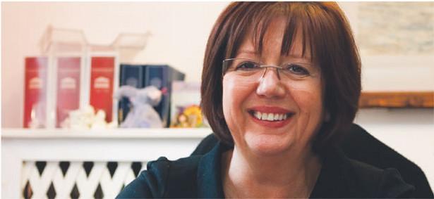 Krystyna Kozłowska, funkcję rzecznika praw pacjenta pełni od października 2009 r. Wcześniej była dyrektorem Biura Praw Pacjenta Ministerstwa Zdrowia Fot. Wojciech Górski