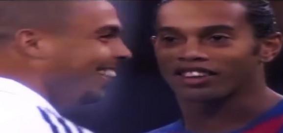Pravi Ronaldo i Ronaldinjo