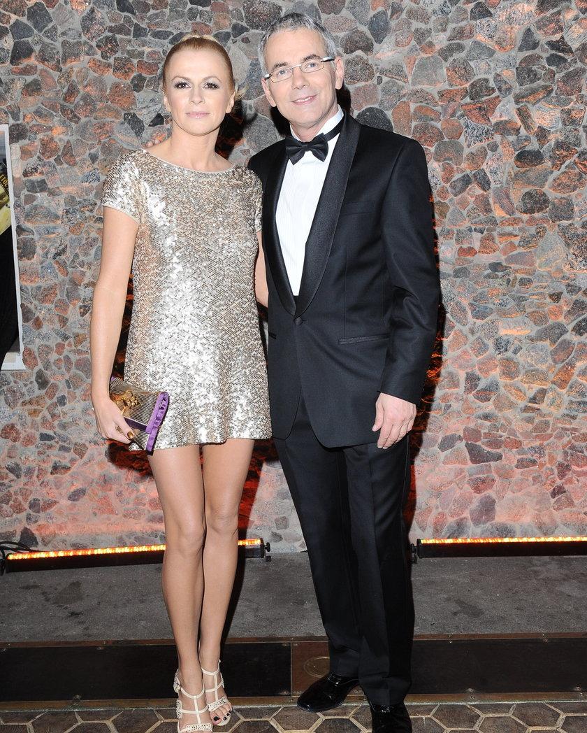 Robert Janowski i Monika