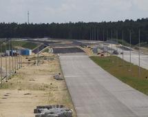 Ze środków unijnych finansowane są budowy dróg i autostrad