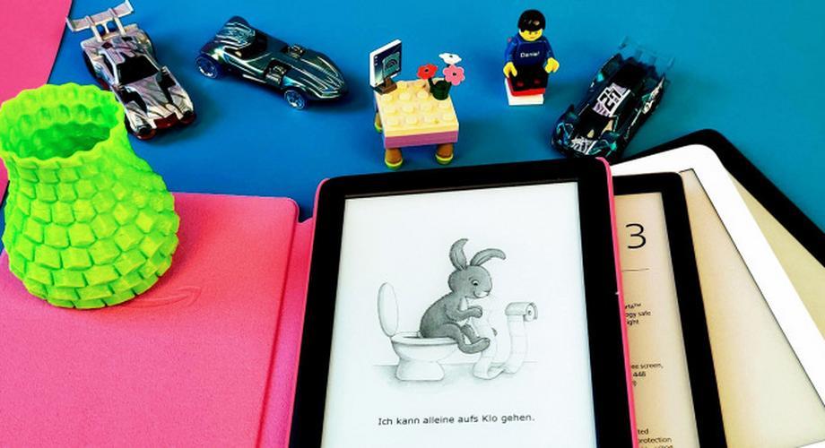 Ratgeber: E-Book-Reader für Kinder