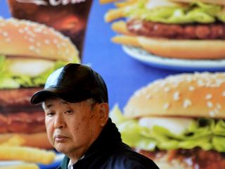 McDonald's Japan Officials Bow In Apology