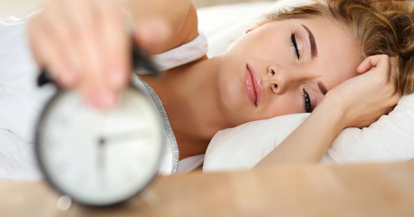 Dbanie o sen jest najlepszym sposobem na zdrowie