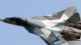 Su-57 - pierwsza partia rosyjskich myśliwców piątej generacji zapowiedziana na przyszły rok