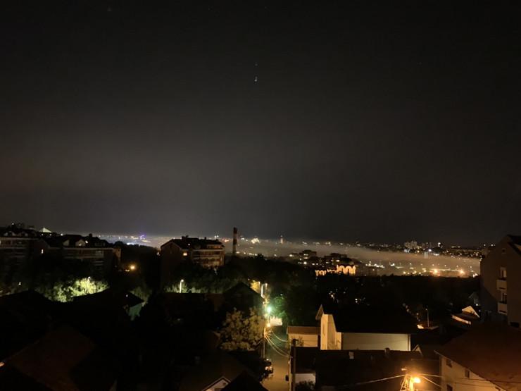 Dimna zavesa na Medakoviću