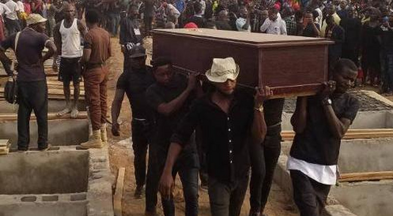 Siblings battle over burial rites of mother in Benue
