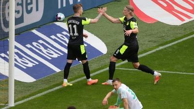 Haaland ends mini goal drought as Dortmund see off Bremen