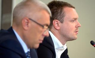 Michał Tusk przed komisją ws. Amber Gold: Politycy różnią się w ocenie wyników przesłuchania