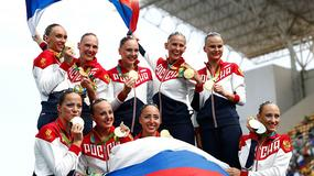 Rio 2016: Rosjanki świętowały złoto, tańcząc na plaży w bikini