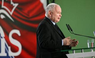 Kaczyński na konwencji w Szczecinie: Historię piszą zwycięzcy, my nimi jesteśmy, musimy napisać historię