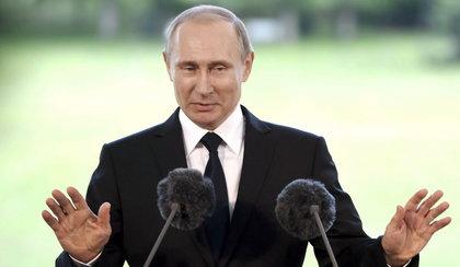 Śmierć w limuzynie Putina! Jest film. Kreml wydał oświadczenie