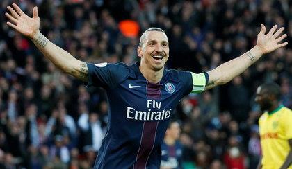 Ibrahimović do Cantony: Będę Bogiem
