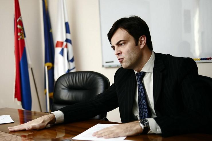 Obradović kaže da se reorganizacija preduzeća očekuje do kraja ovog ili početkom narednog meseca