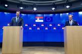 Aleksandar Vučić, Donald Tusk