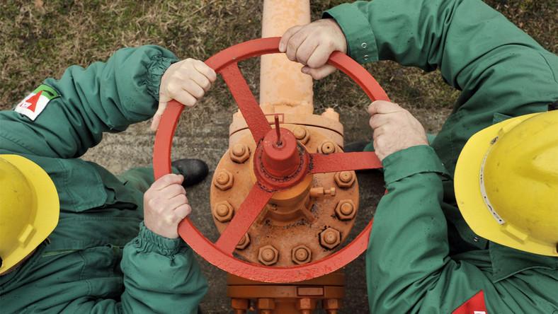 Gazprom ma przykręcić kurek