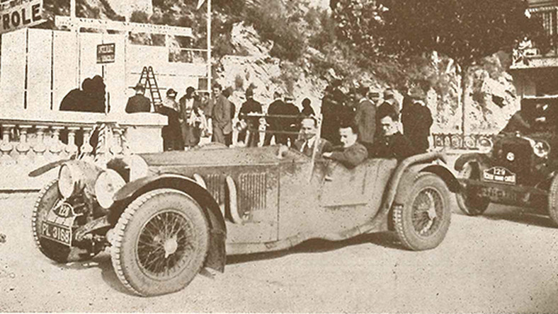 Zlot do Monte Carlo 1930 r.