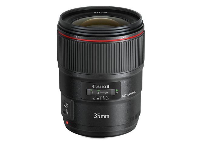 Canon EF 35mm f/1.4L II US