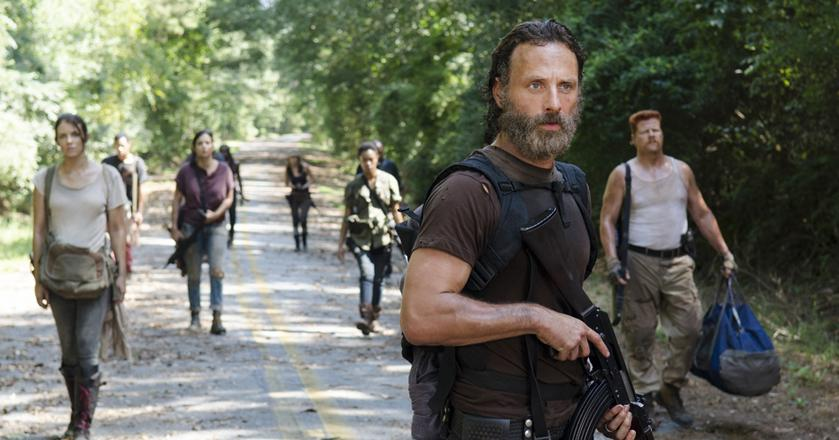 "Scenarzysta ""The Walking Dead"" we współpracy z Amazonem i Virgin Media stworzy serial ""The Feed"""
