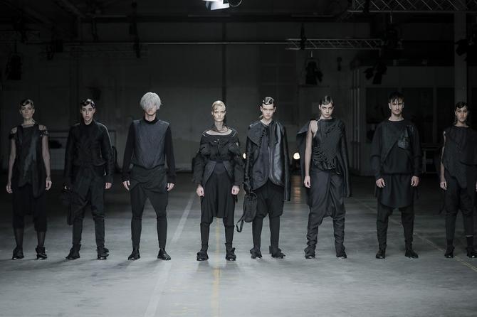 NEO design , Atehneo kolekcija , FashionClash festival