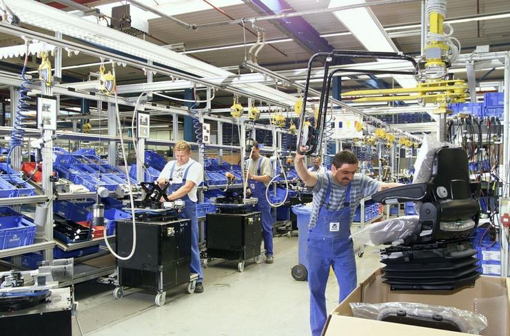 radnici autoindustrija nemacka