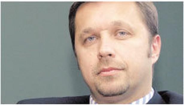 Jarosław Chałas, partner zarządzający Kancelarii Prawnej Chałas i Wspólnicy Fot. Arch.