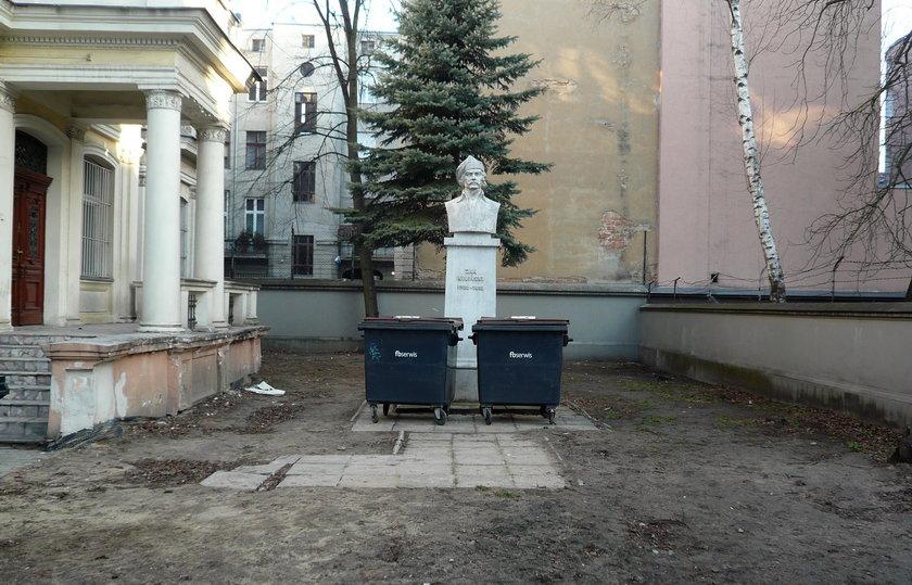 Pomnik Jana Kilińskiego w Łodzi