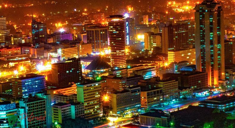 Kenya's capital, Nairobi City