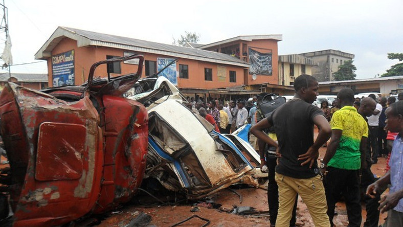 Accident claims 5 lives in Ogun - Illustration (PM News)