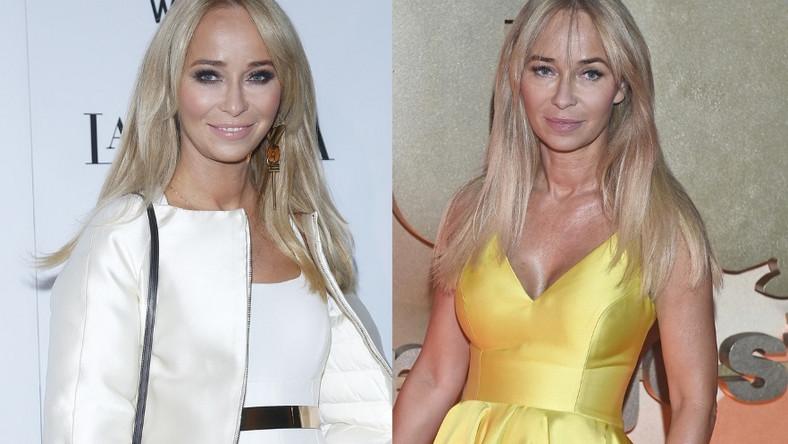 Te zdjęcia to dowód na to, że stylizacja i makijaż mogą bardzo zmienić wygląd kobiety.
