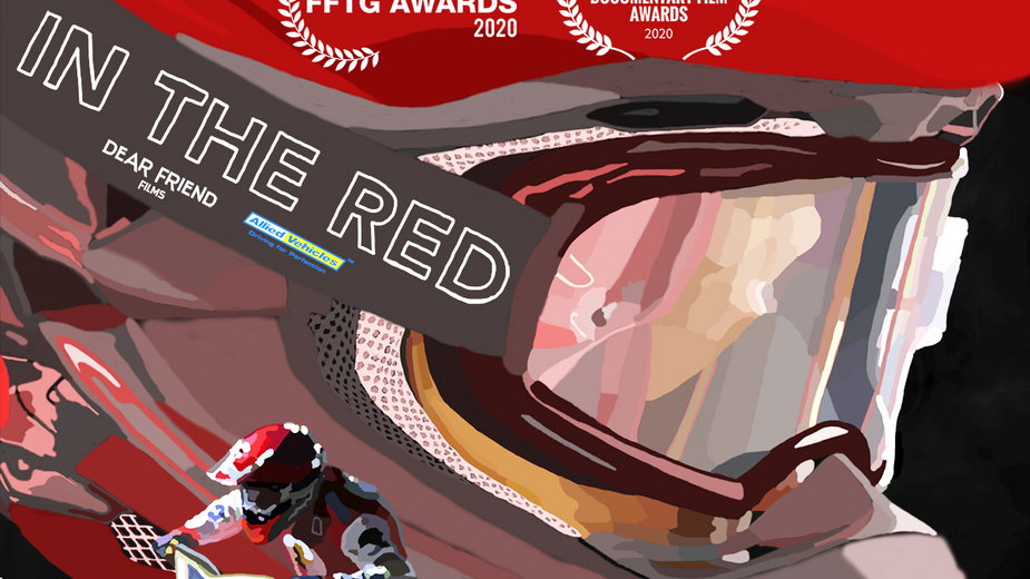 Plakat filmu In The Red