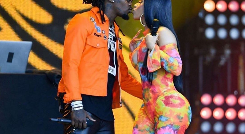 Cardi B explains why she's back with hubby Offset, says she's crazy and wants his d***