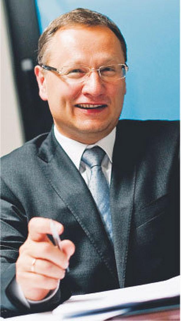 Rafał Dzyr, zastępca dyrektora ds. aplikacji Krajowej Szkoły Sądownictwa i Prokuratury, sędzia Sądu Apelacyjnego w Katowicach Fot. Jacek Taran