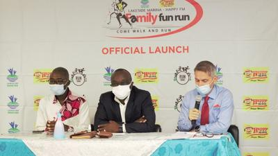 11th edition of Family Fun Run launched