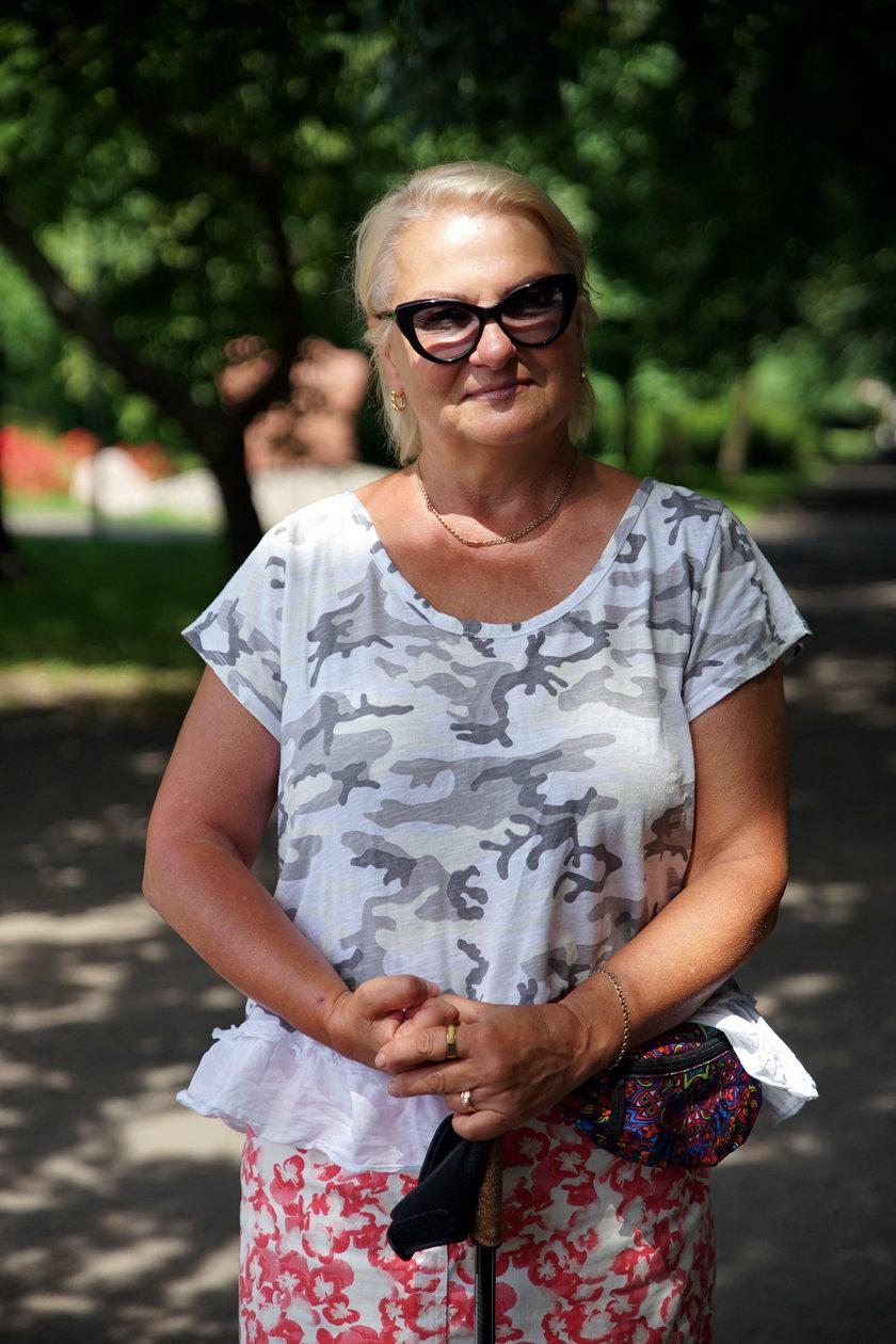 Anna Walczuk (64 l.) z Gdyni