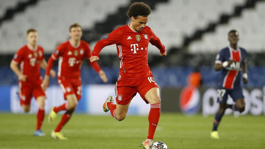 PSG - Bayern Monachium