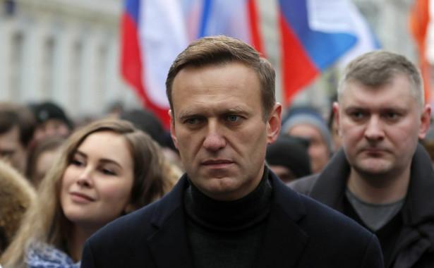 Aleksiej Nawalny otrucie