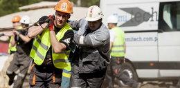 Ratownicy coraz bliżej górników! Nagranie z kamery