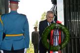 Tomislav Nikolić, Dan pobede, Spomenik neznanom junaku