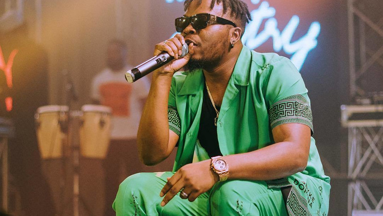 Olamide welcomes 2nd child with patner in U S  - Pulse Nigeria